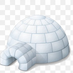 Igloo File - Igloo Glass Icon PNG