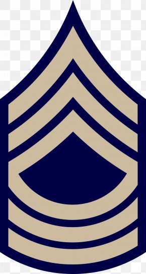 Sheriff - Master Sergeant Military Rank Staff Sergeant First Sergeant PNG