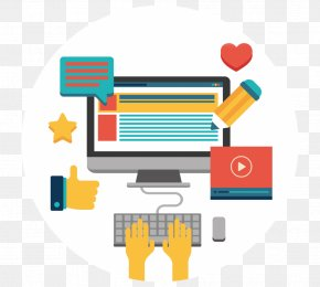 Process - Website Content Writer Writing Search Engine Optimization Digital Marketing PNG