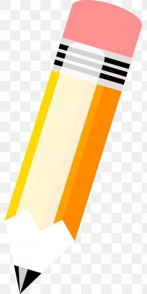 Colorful Pencil - Pencil PNG