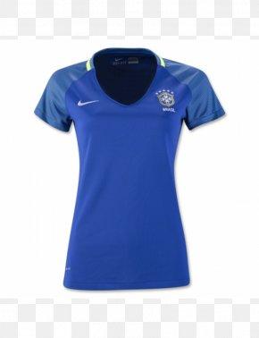 T-shirt - Brazil National Football Team T-shirt La Liga Tercera División PNG