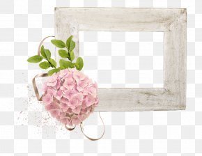 Plant Flowers Border Creative Floral Border Tags - Picture Frame Flower PNG