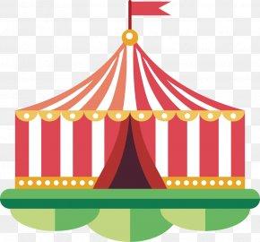 Circus Tent - Circus Clown PNG
