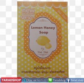 Soap - Soap Honey Lemon Shampoo Key Lime PNG