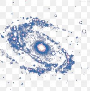 Interstellar Spiral Galaxy - Spiral Galaxy Milky Way Interstellar Cloud PNG