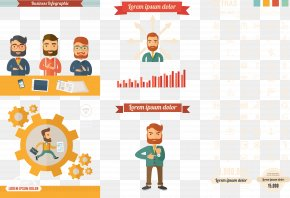 Business Vector Villain - Graphic Design Euclidean Vector Illustration PNG