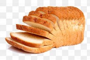 Bread Clipart - White Bread Clip Art PNG