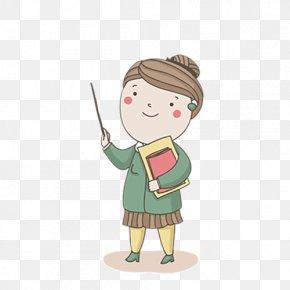 Teacher - Teacher School Clip Art PNG