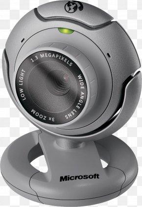 Web Camera Image - Webcam Device Driver LifeCam Microsoft PNG