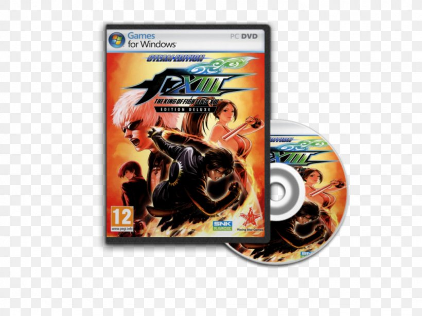 The King Of Fighters Xiii Xbox 360 Playstation 2 Png 1024x768px