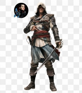 Assassins Creed - Assassin's Creed IV: Black Flag Assassin's Creed III PlayStation 4 PlayStation 3 Assassins PNG