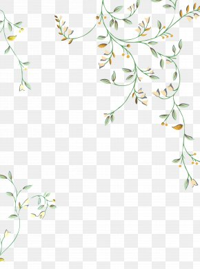 Flower Vine - Flower Download PNG