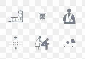 Socks Hospital Doctors - Funny Dentist Vector 2 Icon PNG