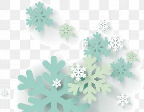 Vector Snow Snowflake - Snowflake Euclidean Vector Computer File PNG