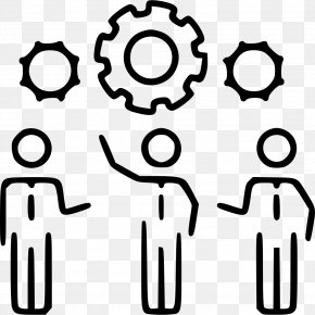 Team Idea - Vector Graphics Stock Illustration Drawing PNG
