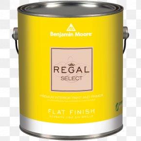 Paint - Benjamin Moore & Co. Regal Paint Centers Benjamin Moore Paint Paint Sheen Color PNG
