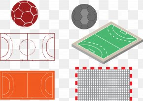 Vector Football Field - Euclidean Vector Download PNG