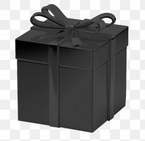 Gift Box - Christmas Gift Decorative Box Desktop Wallpaper PNG