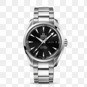 Watch - Automatic Watch TAG Heuer Omega Seamaster Jewellery PNG