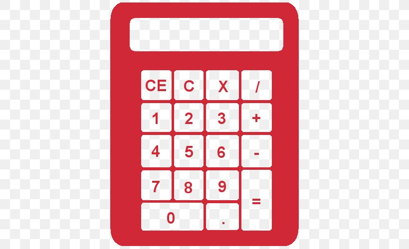Telephony Numeric Keypads Line Calculator Accounting, PNG, 500x500px, Telephony, Accounting, Area, Calculator, Keypad Download Free