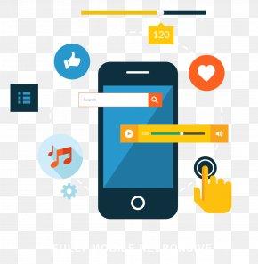 Apps - Web Development IPhone Mobile App Development PNG