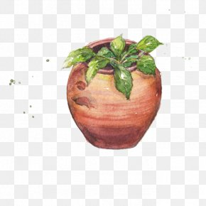 The Plants In The Jar - Jar Plant Euclidean Vector PNG