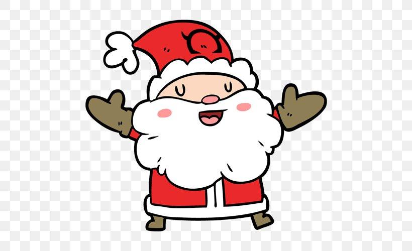 Santa Claus Christmas Drawing Cartoon Clip Art Png