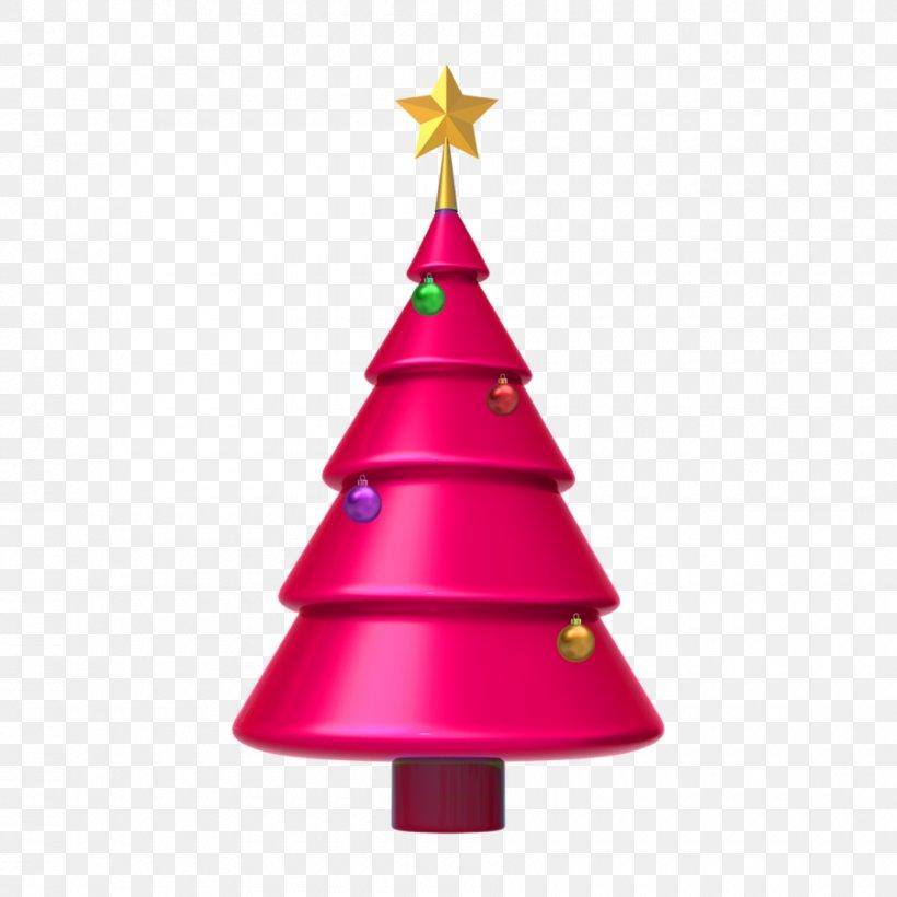 Christmas Tree Santa Claus Christmas Day Christmas Decoration Image, PNG, 900x900px, Christmas Tree, Animation, Christmas, Christmas Day, Christmas Decoration Download Free