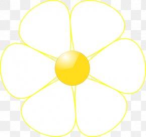 White Flower Clipart - White Clip Art PNG