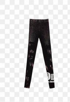 Blue-black Jeans - Leggings Jeans Icon PNG