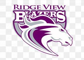 Athleti Cheer Uniforms Cheerleading - Ridge View Blazer Band Ridge View High School Longleaf Middle School Ridgeview High School PNG
