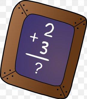 Mathematics - School Education Teacher Clip Art PNG