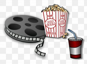 Movie Time Cliparts - Film Reel Cinema Clip Art PNG