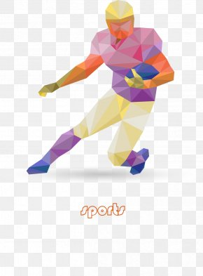 American Football Player Design - American Football Player American Football Player PNG
