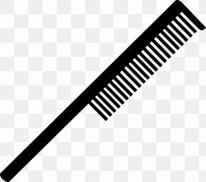 Hair - Comb Hair Clipper Barber Cosmetologist Hairstyle PNG