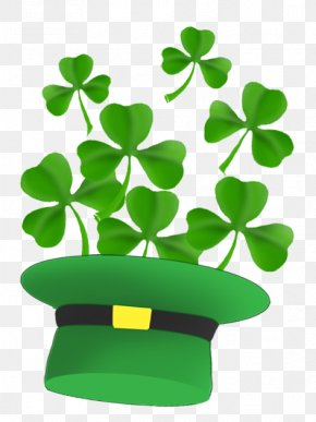 St Patricks Day Free Download - Saint Patricks Day Shamrock Leprechaun Clip Art PNG