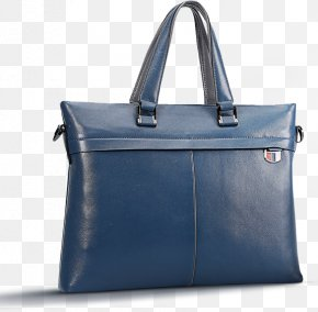 Blue Men's Bag - Designer Bag Computer File PNG