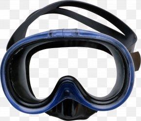 Glasses - Diving & Snorkeling Masks Plavecké Brýle Goggles Underwater PNG