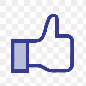 Facebook Like Photo - Facebook Like Button Clip Art PNG