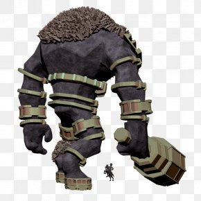 Shadow Of The Colossus - Shadow Of The Colossus PlayStation 2 Video Game Boss PNG