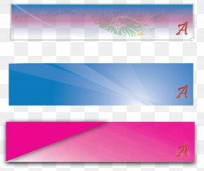 Web Banner - Web Banner Advertising Web Design PNG