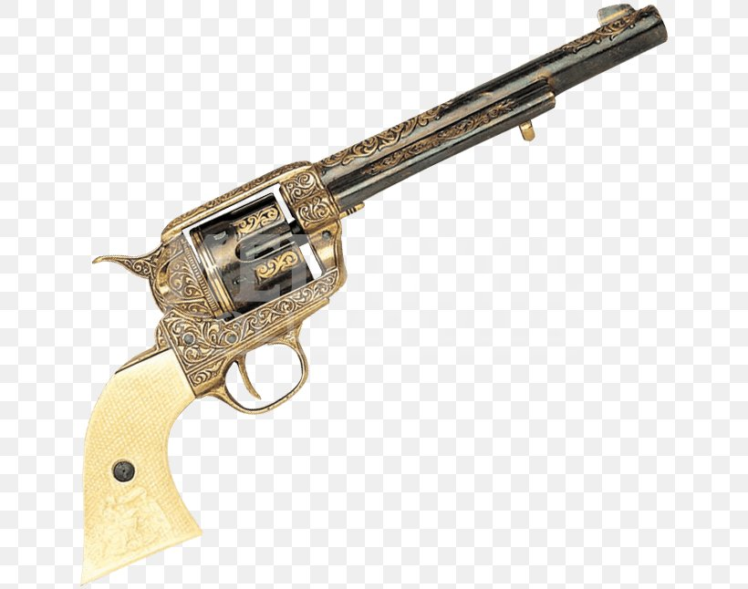 Revolver Firearm Gun Weapon Colt Single Action Army, PNG, 646x646px, 45 Colt, 357 Magnum, Revolver, Air Gun, Ammunition Download Free