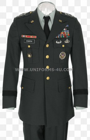 Military Uniform - Army Service Uniform Army Officer Military Uniforms United States Army PNG