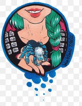 Hair - Human Hair Color Blue Hair Hairstyle PNG