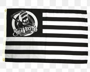 Pirate Flag - Jolly Roger Flag Barber Pomade Piracy PNG