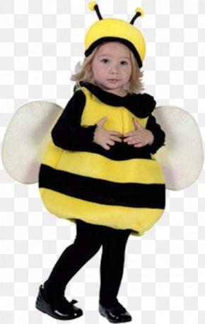 Baby Costume - Bumblebee Halloween Costume Toddler PNG
