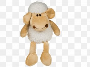 Toy - Stuffed Animals & Cuddly Toys Plush Sheep Birthday PNG