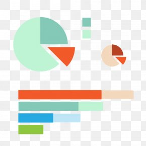 Pie Chart And Bar Graph PPT Decoration - Pie Chart Infographic Bar Chart PNG