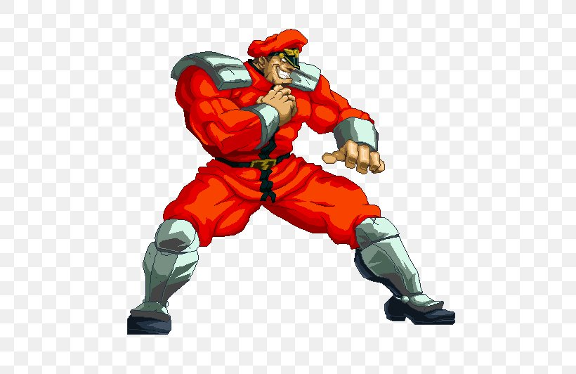 Street Fighter Ii The World Warrior M Bison Super Street Fighter
