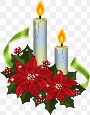 Christmas Candles - Christmas Candle Animation Clip Art PNG